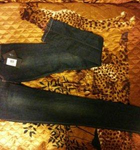 Ультрамодные джинсы! р. 27 Новые!