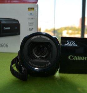 Видеокамера Canon Legria HF R606+чехол