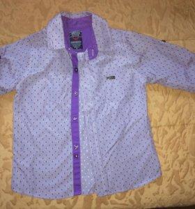 Рубашка на мальчика ARMANI JUNIOR
