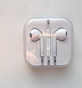 Наушники earpods iphone