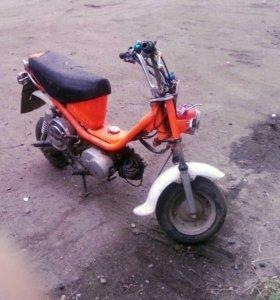Yamaha chappi lb 50