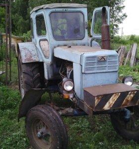 Трактор Т-40.