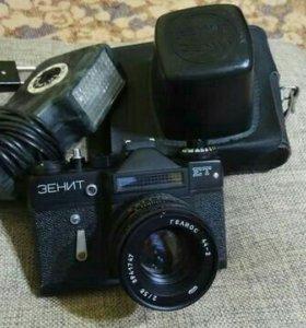 Продам фотоаппарат Зенит et гелиос 44-2