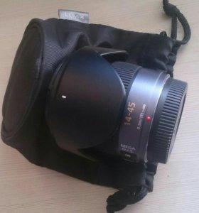 Panasonic 15-45mm/3,5-5,6 идеал