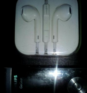 Philips and Earpods