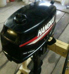 Лодочный мотор Ханкай 4