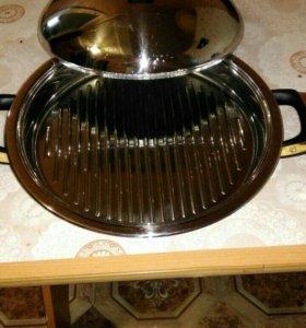 Zepter сковорода гриль оригинальная