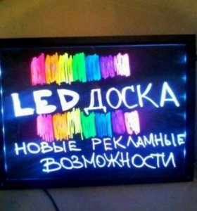 Продаю LED панель новая