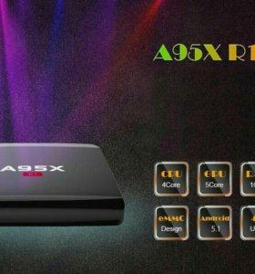 A95X смарт ТВ приставка