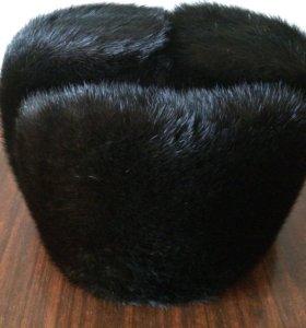Норковая шапка (мужская)