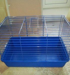 Клетка для кролика.