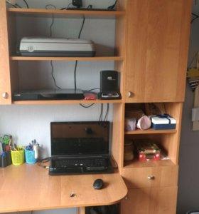Детский письменно - компьютерный стол