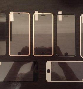 Стекла, лайтинг, пленка на iPhone