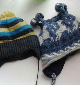 Зимнии шапочки