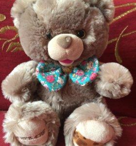 НОВЫЙ Медвежонок медведь подарок игрушка плюшевый