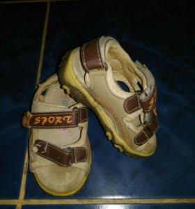 Босоножки - сандали - 21размер