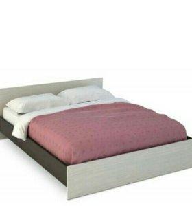 Кровать Бася 1.6