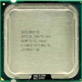 Intel Core 2 Duo E6600 LGA 775
