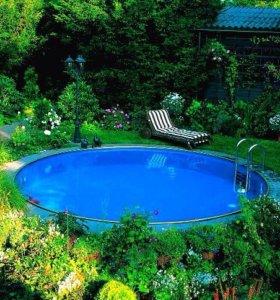 Вкладыш для бассейна 3,75х1,5м