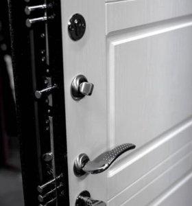 Двери входные с отделкой мдф от завода