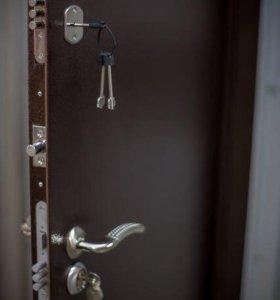 Железные двери в квартиру от завода изготовителя