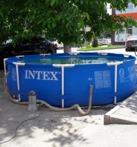 Бассейны INTEX.