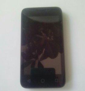 Смартфон Alkatel onetouch pixi3(4).