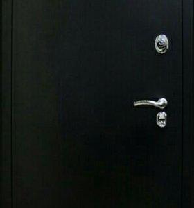Входная дверь с порошковым напылением