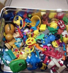 Ящичек игрушек