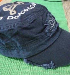 Новая кепка,бейсболка Dolce Gabbana