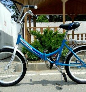 Велосипеды Forward складные