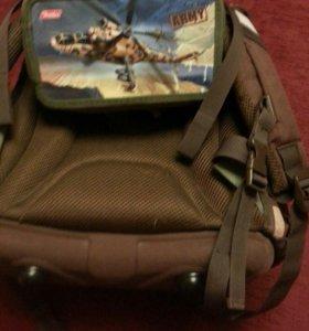 Ранец ортопедический , школьный портфель