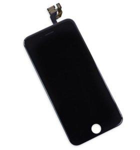 Дисплей iPhone 6 (4.7) с тачскрином Чёрный