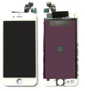 Дисплей iPhone 5 (4.7) с тачскрином Белый