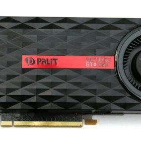 Видеокарта Palit Geforce gtx 960 2 gb