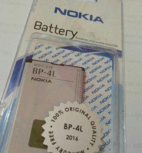 АКБ для Nokia BP-4L