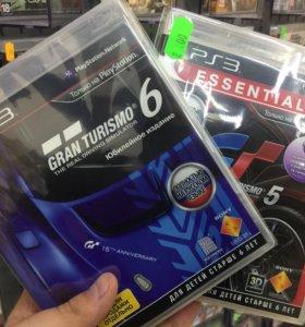 Gran Turismo 5, 6
