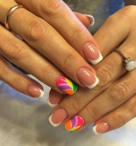 Обучение на мастера ногтевого сервиса