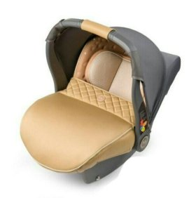 Новое автокресло Happy Baby Gelios V2 beige