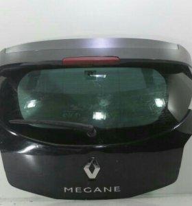 Крышка багажника Renault Megane 3 купе