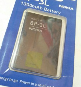 АКБ для Nokia BP-3L