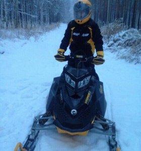 Куртка для катания на снегоходе!