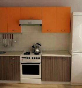 Кухня мдф, пластик, эмаль, акрил, массив, шпон.