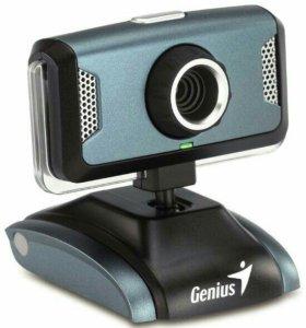 Веб-камера Genius Slim 1320