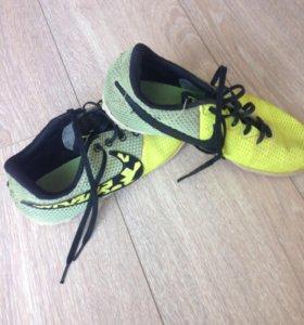 Бутсы Nike для жёстких покрытий(сороконожки)