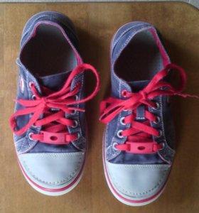 Спорт.обувь Crocs.р35-37