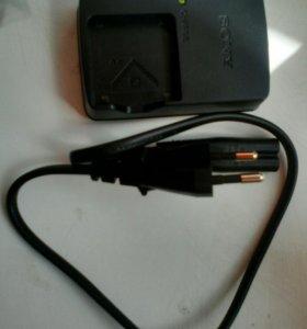 Зарядное устройство sony