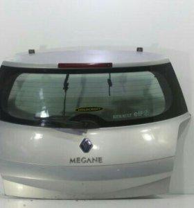 Крышка багажника Renault Megane 2 хэтчбэк