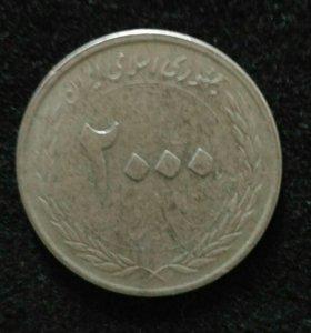 Монета Иран