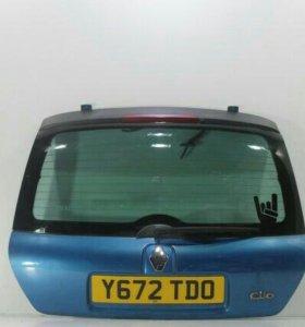 Крышка багажника Renault Clio 2 хэтчбэк